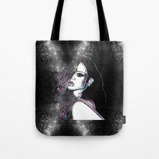 Diamonds In The Sky. Tote Bag