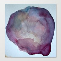 Bruise (Close up) Canvas Print