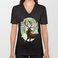 Red Stag Unisex V-Neck