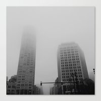 David. David. - Detroit,… Canvas Print