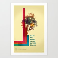 This Tree. Art Print