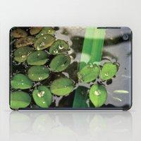 Mini Water Lilies And Wa… iPad Case