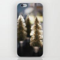 Bottle Trees iPhone & iPod Skin
