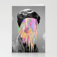 Stationery Cards featuring Never Going To Please Ev… by Tyler Spangler
