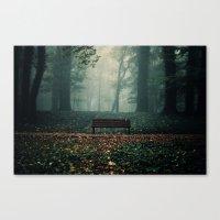 Ease Canvas Print