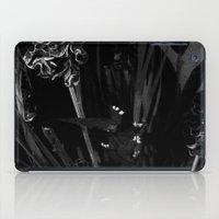 Lost In The Dark iPad Case