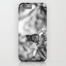 Papillion en  Noir iPhone 6 Slim Case