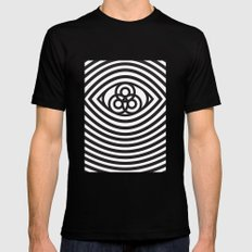 Third Eye Black Mens Fitted Tee SMALL