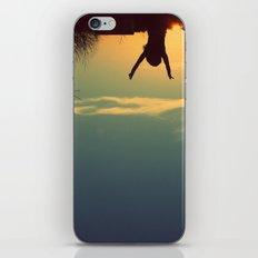 upsidedown&insideout iPhone & iPod Skin