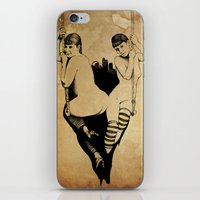 Trapeze iPhone & iPod Skin