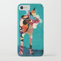 dogs iPhone & iPod Cases featuring dogs by Alvaro Tapia Hidalgo
