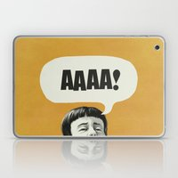AAAA! (Golden) Laptop & iPad Skin