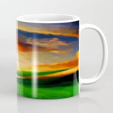 Colorful Sky - Painting Style Mug