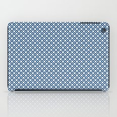 kanoko in monaco blue iPad Case