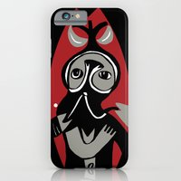 iPhone & iPod Case featuring fish by sandra sisofo
