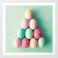 Easter 10 Art Print