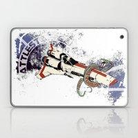 Viper Mark II Laptop & iPad Skin