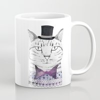 MR. CAT Mug