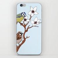 Me&You iPhone & iPod Skin