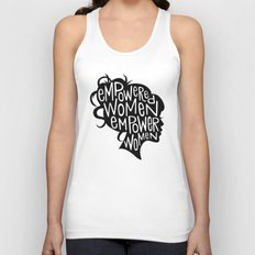 Empowered Women Empower Women Unisex Tank Top