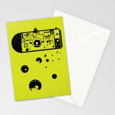 Release the monster Stationery Cards