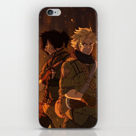 Brothers In Arms iPhone & iPod Skin