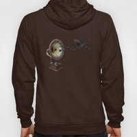 The Sound Of Crows Hoody