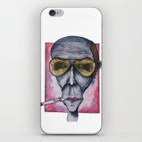 Gonzo Hunter iPhone & iPod Skin