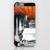 Total Post Mortum Immolation (funeral metal 3) iPhone 6 Slim Case
