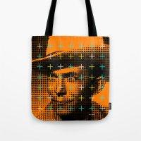 Hank Williams Tote Bag