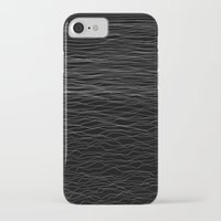 wave iPhone & iPod Cases featuring Wave by Georgiana Paraschiv