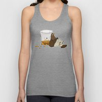 Thirsty Grouse - Colored! Unisex Tank Top