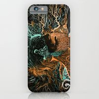 iPhone & iPod Case featuring Glow Worms by MARIA BOZINA - PRINT