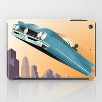 Dude, Where's My Flying Car? iPad Case