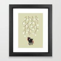 Pegasus Framed Art Print