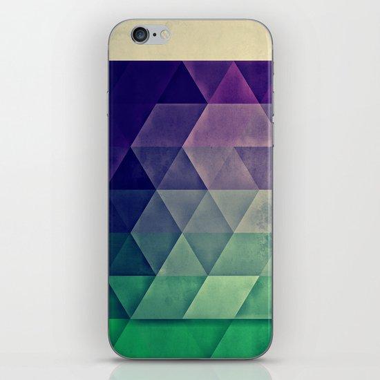 WYTR_CLYR iPhone & iPod Skin