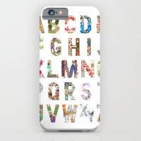 ABC Of Professions iPhone 6 Slim Case