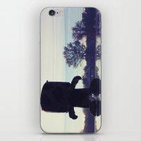 The Gunns Figure iPhone & iPod Skin