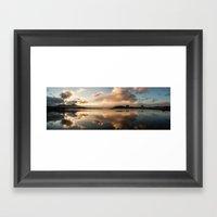 Westport Bay Framed Art Print