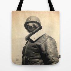 General Sloth Tote Bag