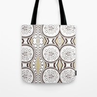 Spin & Spin Tote Bag