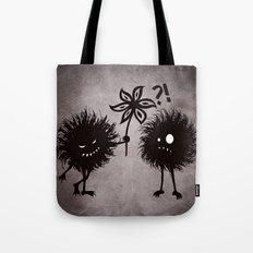 Kind Evil Bugs Tote Bag
