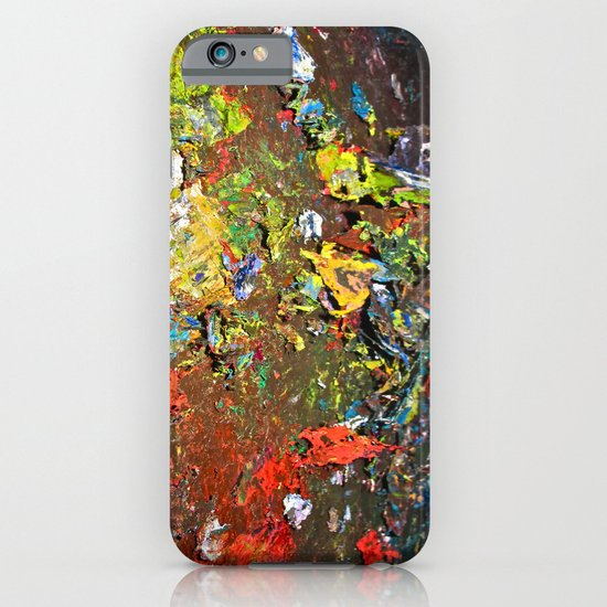 Spring Cleaning, Painting Style iPhone & iPod Case