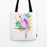 PARROT Elua Style B Tote Bag
