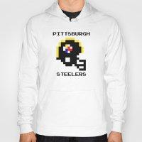 Old School Pittsburgh Steelers Hoody