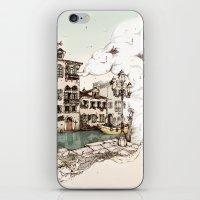 Vivaldi's Morning In Ven… iPhone & iPod Skin