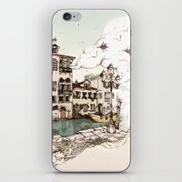 Vivaldi's Morning In Ven… iPhone & iPod Skin