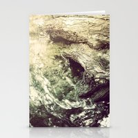 Sleeping Under The River Stationery Cards