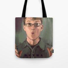 Good Morning John Tote Bag