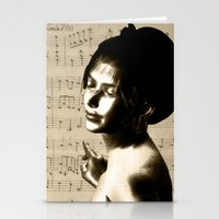 Music Lover National Ant… Stationery Cards